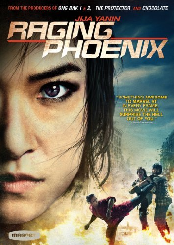 Raging Phoenix (2009) Tagalog Dubbed