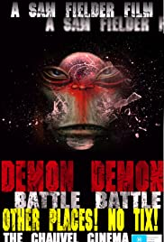 Demon Demon Battle Battle Poster