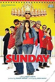 Sunday(2008) Poster - Movie Forum, Cast, Reviews