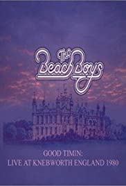 Beach Boys Good Timin' Poster