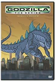 Godzilla: The Series Poster