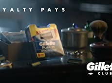 Gillette Club Commercial UK