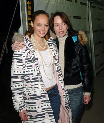 Mackenzie Phillips at The Jacket (2005)