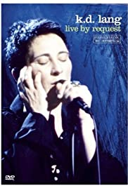 Live by Request: K.D. Lang Poster