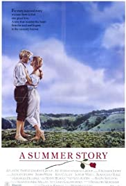 A Summer Story (1988) Poster - Movie Forum, Cast, Reviews
