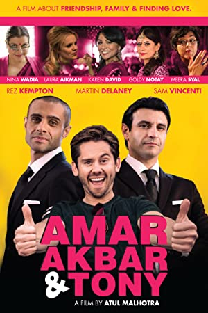 Amar Akbar And Tony (2015)