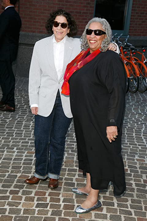 Fran Lebowitz and Toni Morrison at The Debt (2010)