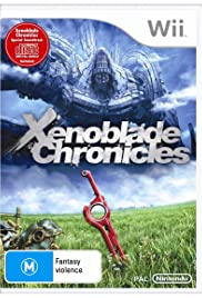 Xenoblade Chronicles Poster