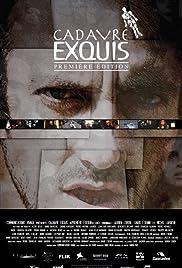 Cadavre exquis première édition Poster