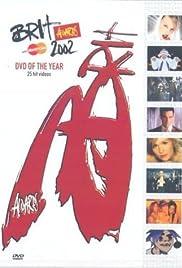 Brit Awards 2002 Poster