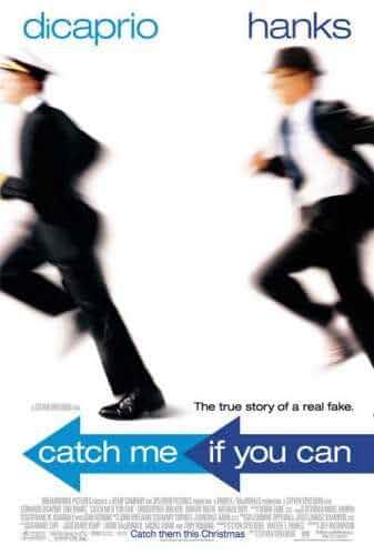 Catch Me If You Can 2002 Hindi Dual Audio 720p BluRay 1GB