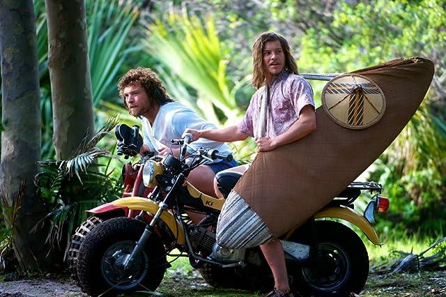 Sam Worthington and Xavier Samuel in Drift (2013)