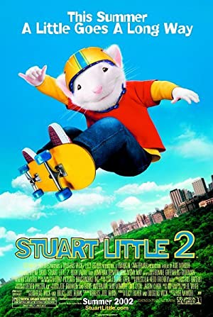 Poster Stuart Little 2