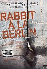 Rabbit à la Berlin Poster
