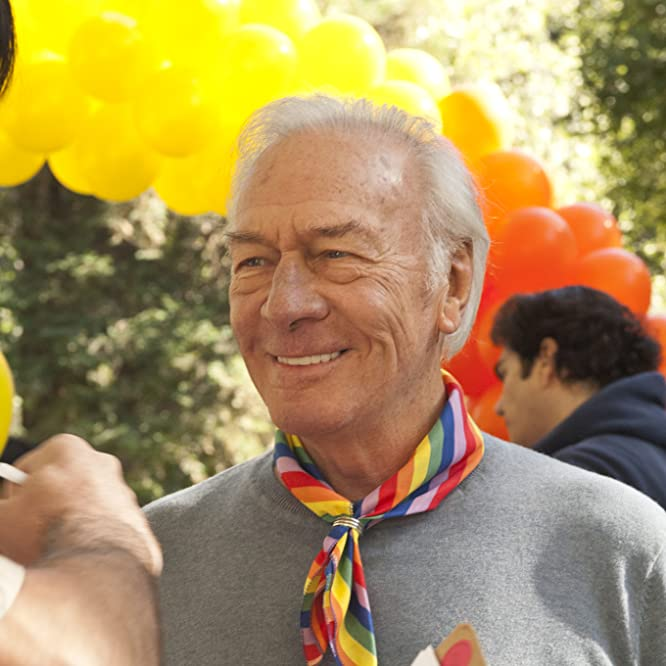 Christopher Plummer in Beginners (2010)