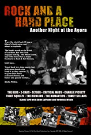 Rock and a Hard Place: Another Night at the Agora Poster