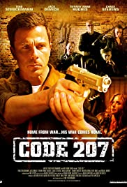 Code 207 (2011) Poster - Movie Forum, Cast, Reviews