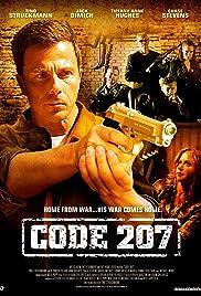Code 207(2011) Poster - Movie Forum, Cast, Reviews