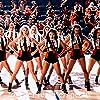 Kat and the Devil Girls dancing in 'Hit the Floor'
