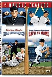 Kill the Umpire Poster