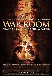 War Room(2015) Poster - Movie Forum, Cast, Reviews