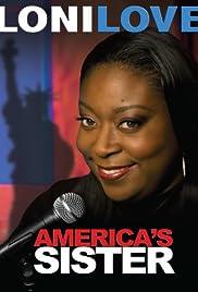 Loni Love: America's Sister Poster