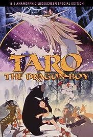 Taro the Dragon Boy Poster