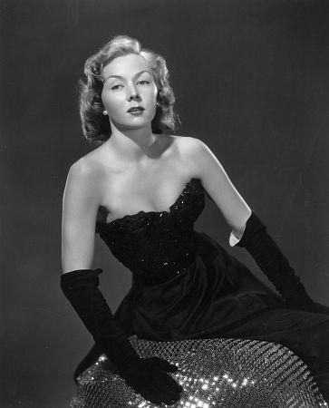 Gloria Grahame, 1951.