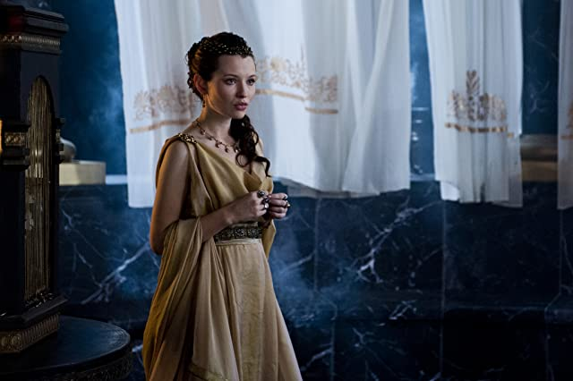 Emily Browning in Pompeii (2014)
