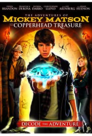 Watch Movie The Adventures of Mickey Matson and the Copperhead Treasure (2012)