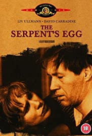 The Serpent's Egg Poster