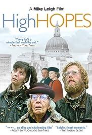 High Hopes(1988) Poster - Movie Forum, Cast, Reviews