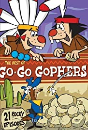 Go Go Gophers Poster