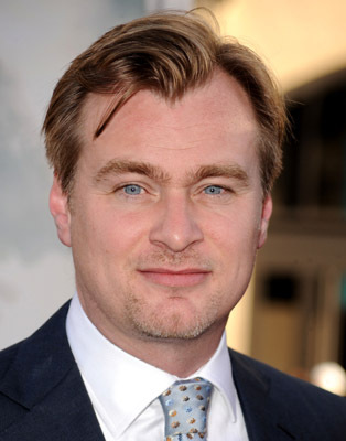 Christopher Nolan at an event for Inception (2010)