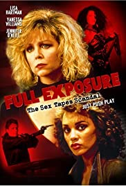 Full Exposure: The Sex Tapes Scandal Poster