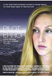 Pilot Error Poster