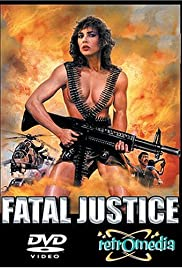 Fatal Justice Poster