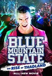 Blue Mountain State: The Rise of Thadland (2016) Poster - Movie Forum, Cast, Reviews
