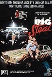 The Big Steal (1990) Poster - Movie Forum, Cast, Reviews