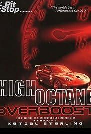 High Octane: Overboost Poster