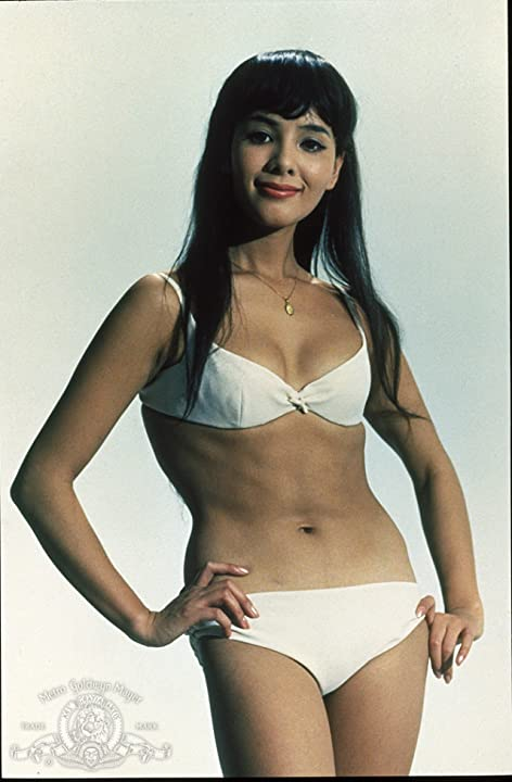 Mie Hama in You Only Live Twice (1967)