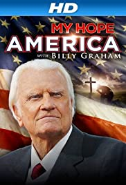 My Hope America with Billy Graham Poster