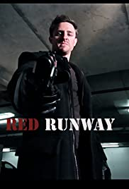 Red Runway Poster