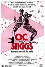 O.C. and Stiggs Poster