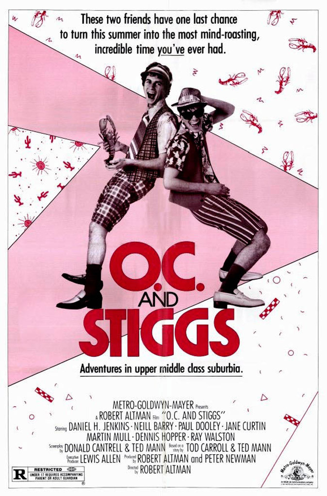 Image O.C. and Stiggs Watch Full Movie Free Online