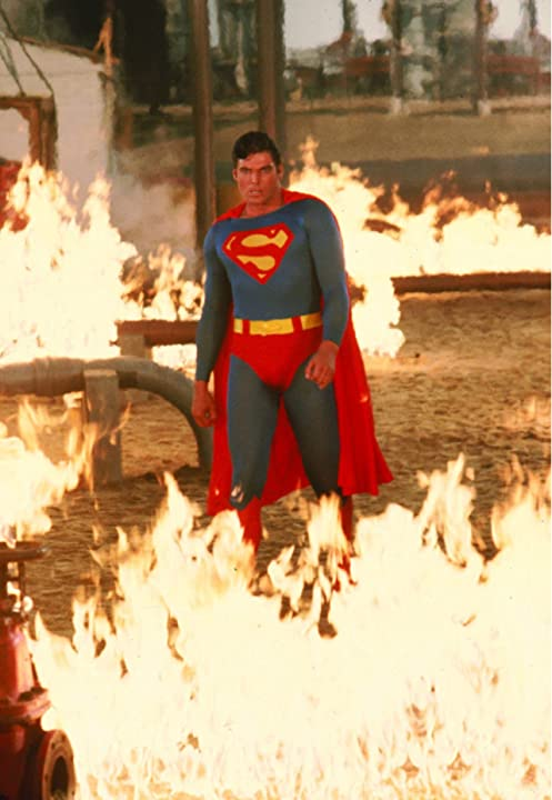 Christopher Reeve in Superman III (1983)