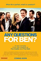 Image of Any Questions for Ben?