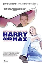 Image of Harry + Max