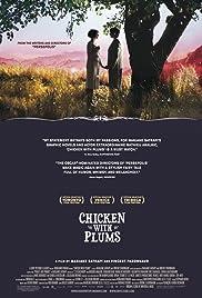 Poulet aux prunes (2011)  Bluray 720p, Bluray HD
