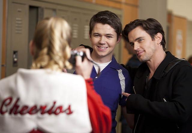 Matt Bomer and Damian McGinty in Glee (2009)
